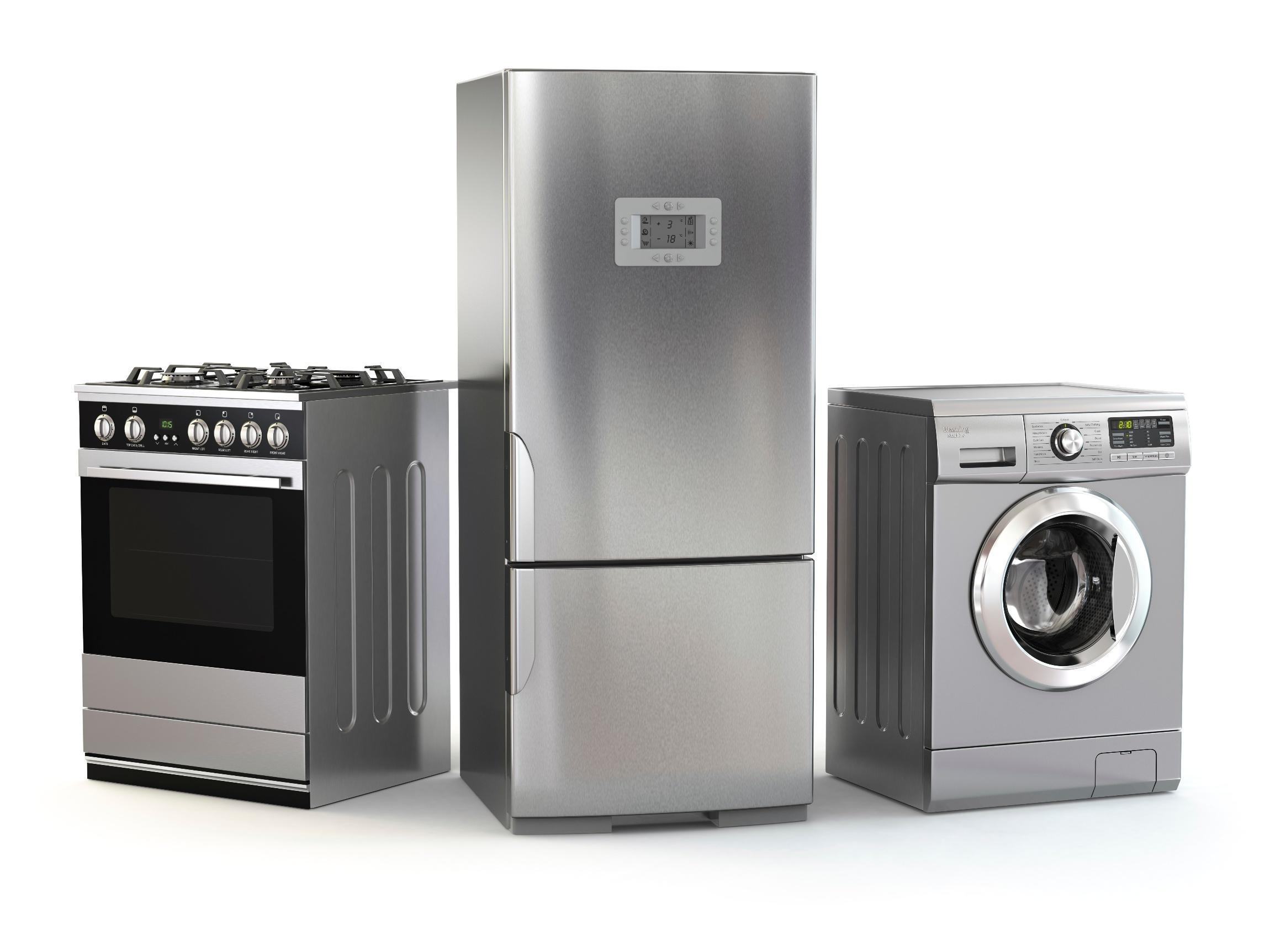 Home appliances in our life