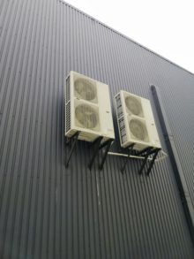 Repair of air conditioners